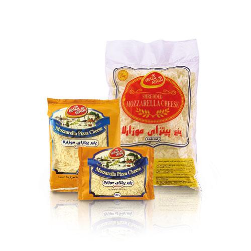 پنیر پیتزای موزارلا
