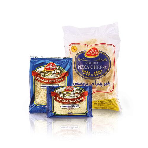 پنیر پیتزای پروسس