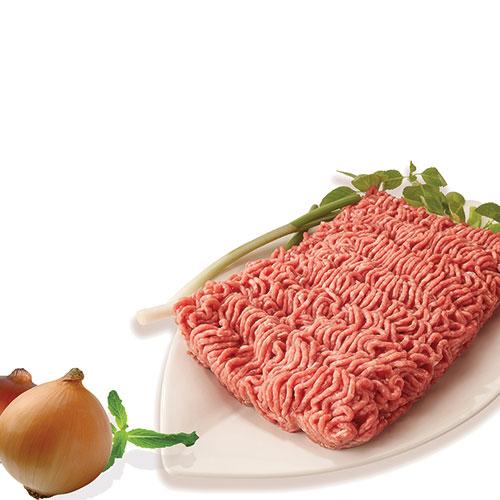 گوشت چرخ کرده مخلوط